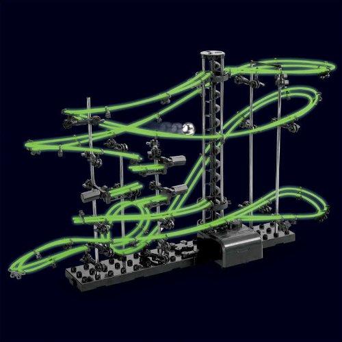 Tobar - 19542 - Grand circuit de billes phosphorescent à monter soi-même