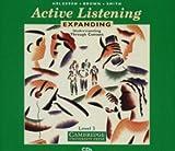Active Listening: Expanding Understanding through Content 4 Audio CDs