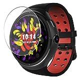 Vaxson 3 Unidades Protector de Pantalla de Cristal Templado, compatible con Diggro D106 smartwatch Smart Watch, 9H Película Protectora