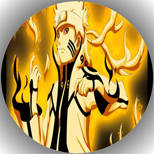Fondant Tortenaufleger Tortenbild Geburtstag Naruto T9