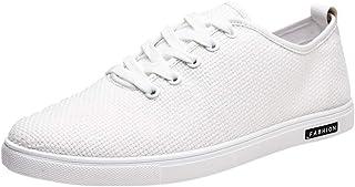 Lailailaily Fashion Men Vintage Shoe Summer Breathable Casual Shoes Linen Men Shoes