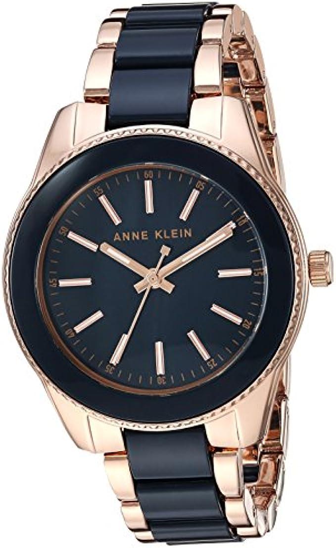 Anne Klein Women's Resin Bracelet Watch