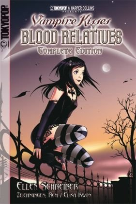 Vampire Kisses - Blood Relatives - Complete Editon