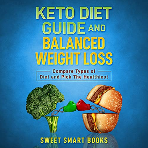 Keto Diet Guide and Balanced Weight Loss cover art