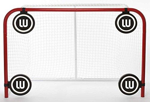 WINNWELL FOAM Hockey Shooting Target – 4 Pack Schaumstoff Zielscheiben für SCHUSSTRAINING