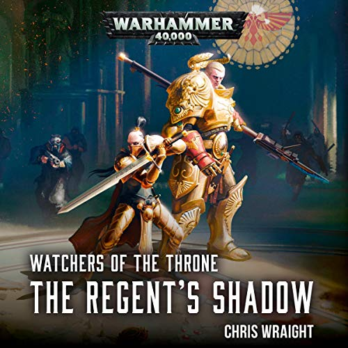 The Regent's Shadow cover art