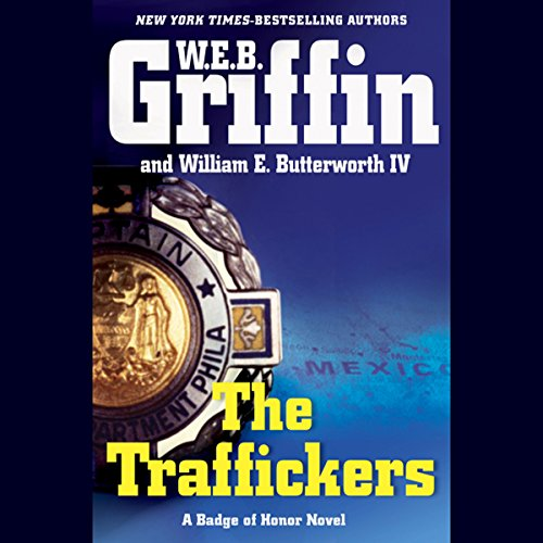 The Traffickers  cover art