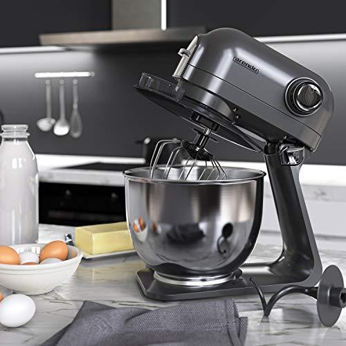Arendo Kitchen Machine Cool Grey - 6