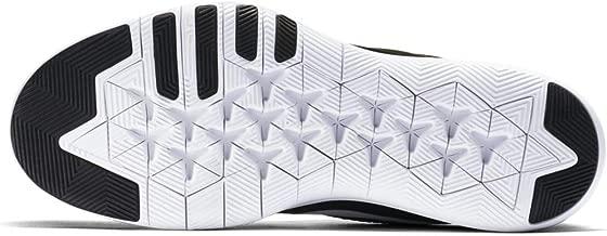 Nike Women's Flex Trainer 8 Cross (8 Wide, Black/White/Anthracite)