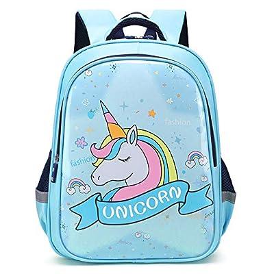 Mochila Unicornio Infantil,JPYH Mochila Niña Mochilas Infantil Unicornio Mochilas Infantiles Mochila Escolar Niña Mochila Guarderia Mochila Colegio Backpack Mochila Escolar Kindergarten