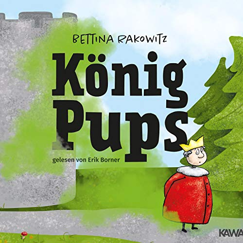 König Pups Titelbild