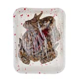 PRETYZOOM Realistic Bloody Toad Box Horror Scary Prank Toys Tricky Toy Vampire Ghost Party Decor Prop for Halloween Haunted House