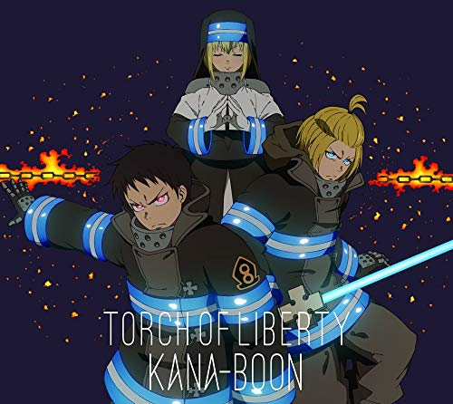 Torch of Liberty (期間生産限定盤(アニメ盤)) (DVD付) (特典なし)
