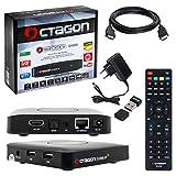 HB-DIGITAL Mini HD IPTV Set-Top Box Receiver Octagon SX888