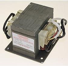 Whirlpool–Transformador de alta tensión para Micro microondas Whirlpool