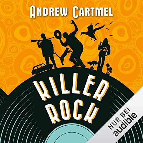 Killer Rock (German edition) cover art