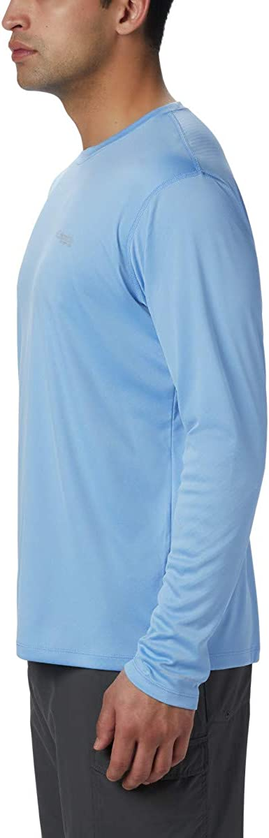 Columbia Mens PFG Zero Rules Long Sleeve Shirt