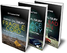 The DS Coupland Box Set (Books 1-3) (English Edition)