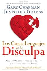 Los cinco lenguajes de la disculpa (Spanish Edition) Paperback