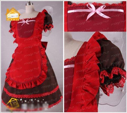 『コスプレ衣装♪『夢色パティシエール』(ゆめいろパティシエール)ショコラ コスチューム、コスプレ』の2枚目の画像