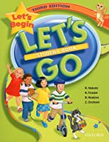 Let's Go, Let's Begin Student Book (Let's Go Third Edition)