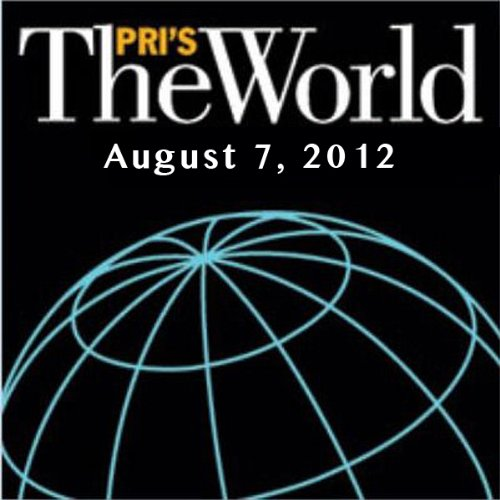 The World, August 07, 2012 cover art