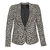 IKKS BQ40105-03 - Chaqueta, diseño de leopardo leopardo 44