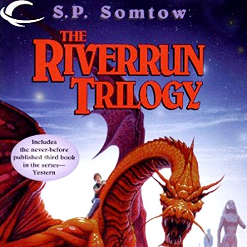Riverrun audiobook cover art