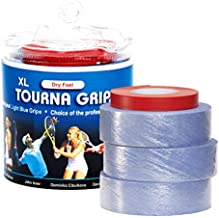 Tourna Grip XL Original Dry Feel Tennis Grip, Tour Pack of 30 Grips
