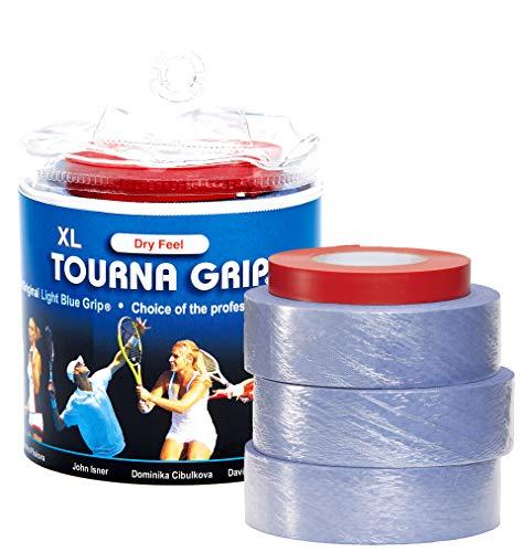 Tourna Grip XL Original Dry Feel Tennis Grip, Tour Pack of 30 Grips