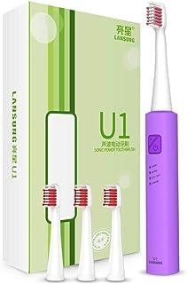 Elektrische tandenborstel Ultrasone tandenborstel Elektrische tandenborstel elektrische tandenborstel Tandheelkundige mond...