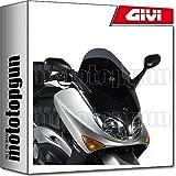 GIVI CUPULA BAJO D128B COMPATIBLE YAMAHA TMAX T-MAX 500 2001 01 2002 02 2003 03 2004 04