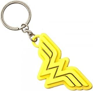 DC Comics Wonder Woman Painted Metal Keychain