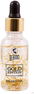 Beardo Gold Oil With Real Gold Flakes 30ml