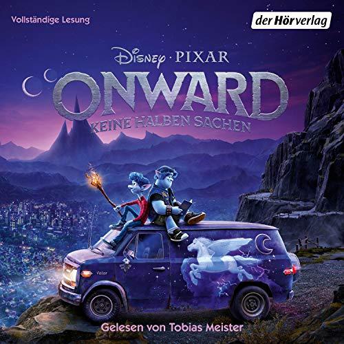 Onward - Keine halben Sachen audiobook cover art