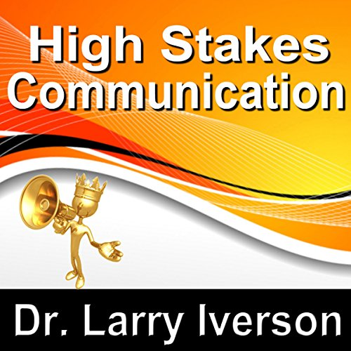 High Stakes Communications audiobook cover art
