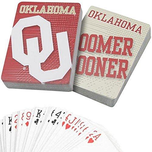 NCAA Oklahoma Sooners Spielkarten-Set, 2...