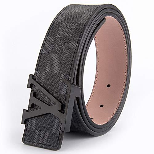 """UN classico di Moda Haig Cintura di Pelle (Haig, 30""""-33(105cm))"""