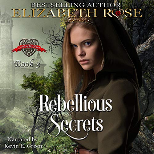 Rebellious Secrets audiobook cover art