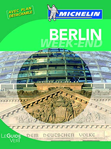 Guide Vert Week-end Berlin