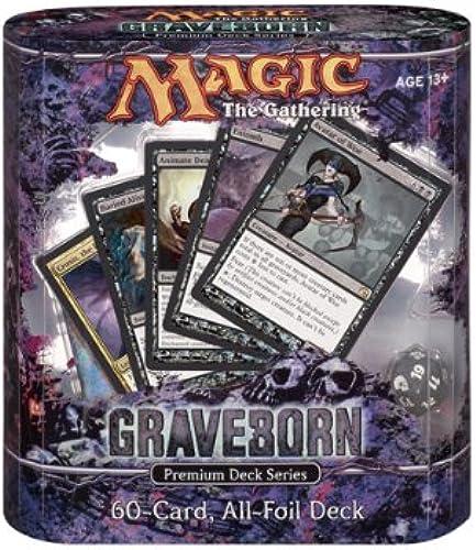 Magic The Gathering Größeborn Deck Trading Karten und Zubeh
