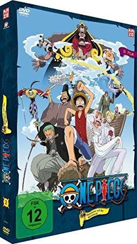 One Piece: Abenteuer auf der Spiralinsel! - 2. Film - [DVD]