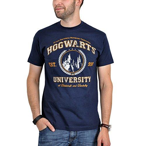 Magic University camiseta Hogwarts...