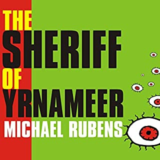 The Sheriff of Yrnameer audiobook cover art