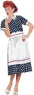 Women's Licensed I Lovelucy Polka Dot Dress
