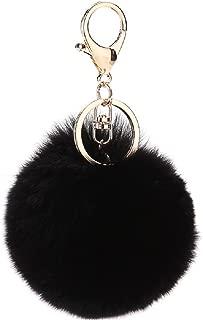 Best faux fur keychain Reviews