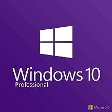 Windows 10 professionnel 32/64 bits | Clé de Licence Français | 100% de garantie d'activation | Envoyé par E-mail livraison rapide