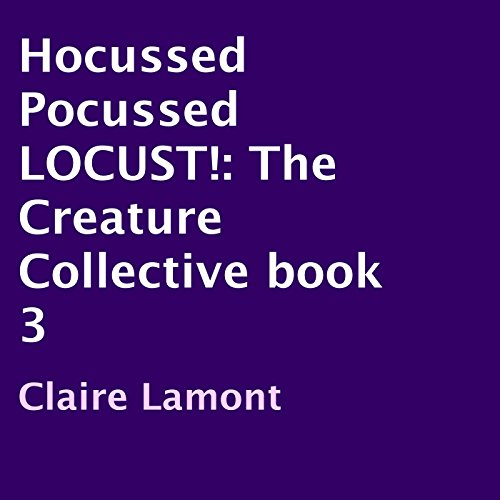 Hocussed Pocussed LOCUST! cover art