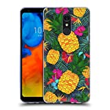 Official Suzan Lind Tropical Pineapple Colours & Patterns