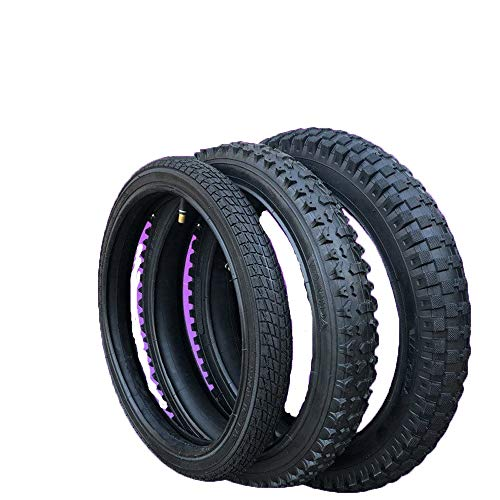 1PCS Neumáticos para Bicicletas para niños 12/14 / 16 / 18x1.75/2.125/2.40 Niños Neumáticos para Bicicletas Niños Niños Neumáticos para Bicicletas Piezas de Ciclismo (Color : 16X2.4)